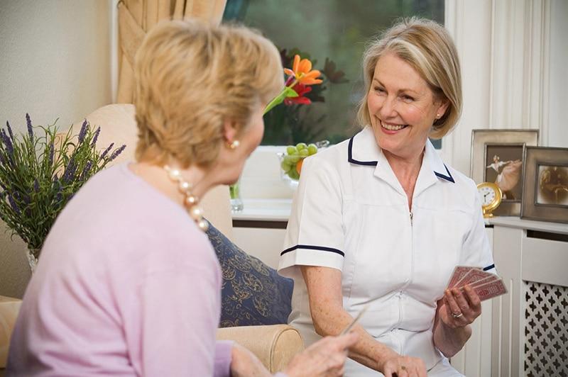 Nettlestead care home staff