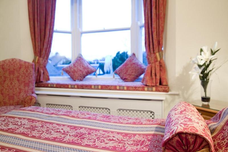 Nettlestead care home bedroom
